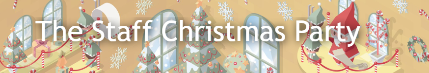 Click here to launch our Christmas Party game